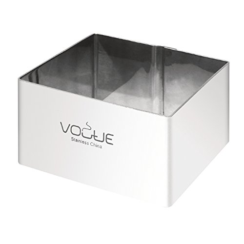Vogue Square Mousse Rings Dimensions: 60x60mm & 35mm deep 12402