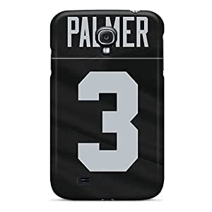 Cute Tpu Harries Oakland Raiders Case Cover For Galaxy S4