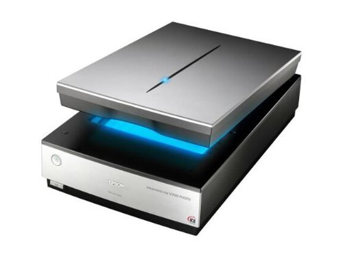 Epson Perfection V700 Photo Flatbed Scanner – Usb, Firewire (Renewed)
