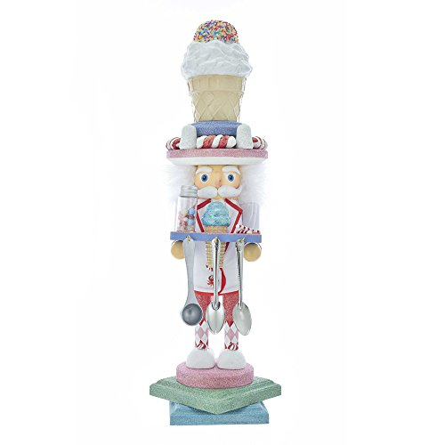 Kurt S. Adler 19 Hollywood Ice Cream Nutcracker