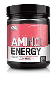 Optimum Nutrition Amino Energy, Watermelon, 65 Servings