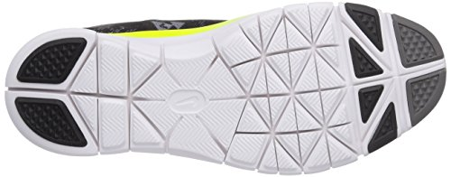 Nike Wmn Nike Free 5.0 Tr Fit 4 Prt - Zapatillas para mujer Schwarz (Black/Ivory-Light Ash-Mdm Ash)