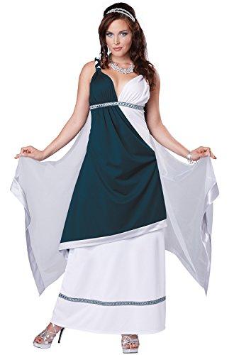 California Costumes Women's Roman Beauty Goddess Queen Long