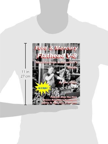 Ford & Mercury Flathead V-8 Identification & Rebuilder's