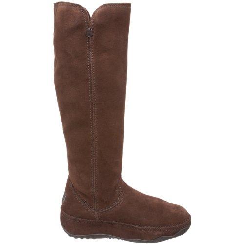 Fitflop - Botas para mujer marrón - chocolate