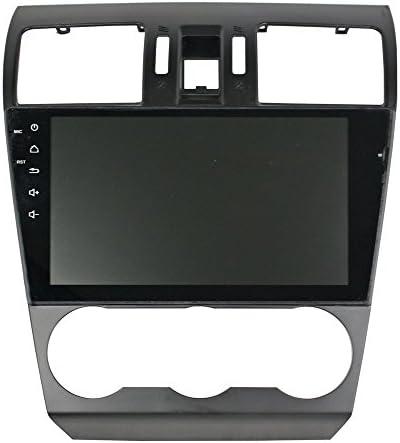 KUNFINE Android 9.0 8核自動車GPSナビゲーション マルチメディアプレーヤー 自動車音響 スバル フォレスター SUBARU Forester 2013 2014 2015自動車ラジオハンドル制御WiFiブルースティスト