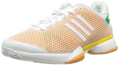 Adidas blanc Barricade blanc Blanc Tennis Asmc orapla Chaussures De Femme 6rxq6w0A