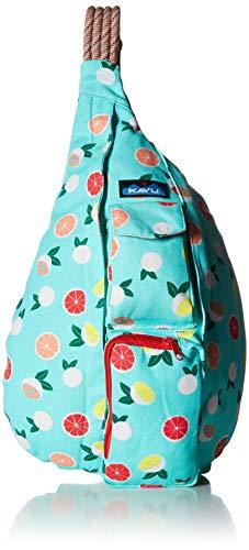 KAVU Women's Rope Bag, Citrus Grove, No Size ()
