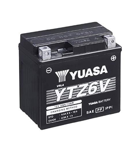 Yuasa-batterij YTZ6V SLA AGM