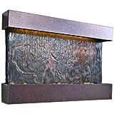 Horizon Falls Medium Coppervein Indoor Wall Fountain