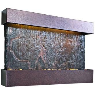 Lightweight Slate Wall Fountain - 9