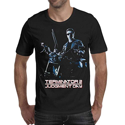 Terminator 2: Judgment Day Poster T-shirt. S to 2XL