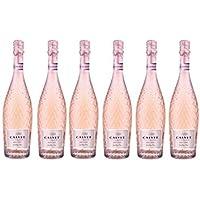 CALVET Vin Mousseux Rose Celebration 6 x 75 cl