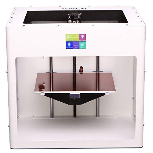 CraftBot-2-Desktop-3D-Printer-Wifi-Connectivity-100-Micron-Resolution-Traffic-White