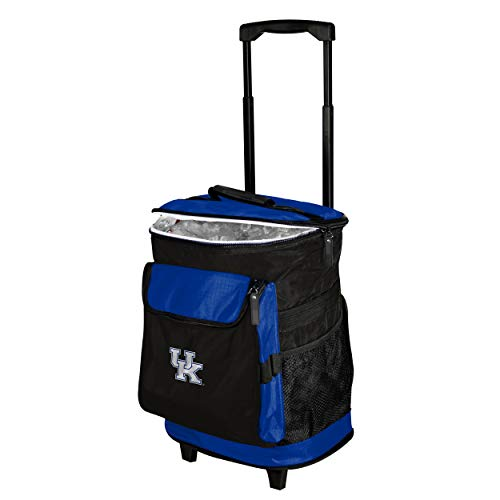 Logo Brands 159-57 NCAA  Kentucky Wildcats Rolling Cooler