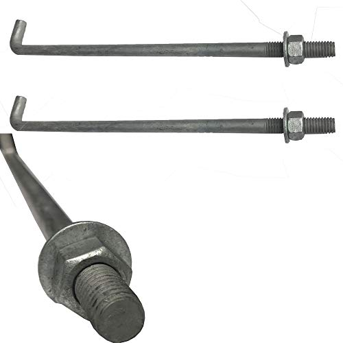 Top Anchor Bolts