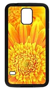 Custom Colorful Daisy Gerberas Protective Samsung Galaxy S5 Case