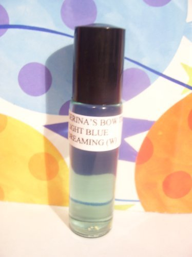 Women Perfume Premium Quality Fragrance Oil Roll On - similar to Light Blue Dreaming
