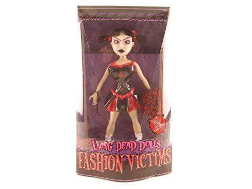 Living Dead Dolls Fashion - Mezco Fashion Victim Kitty (cheerleader/dominatrix)