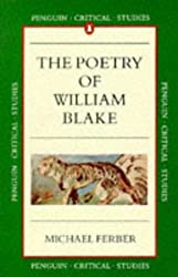 The Poetry of William Blake (Critical Studies)