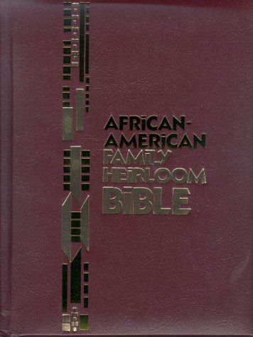 African-American Family Heirloom Bible -