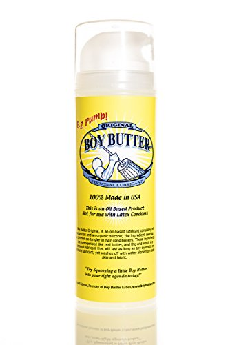 Boy Butter origine, 5-bouteille d'once