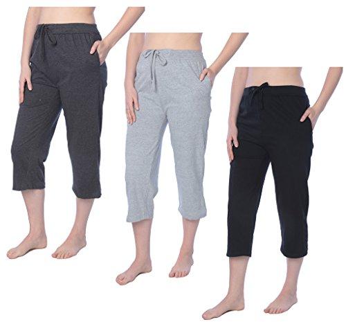 Womens Jersey Pajama Lounge Available