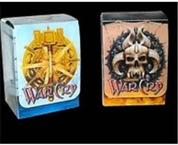 Warhammer WarCry - La Gran Alianza Caja Deck [Importado de Alemania]: Amazon.es: Juguetes y juegos