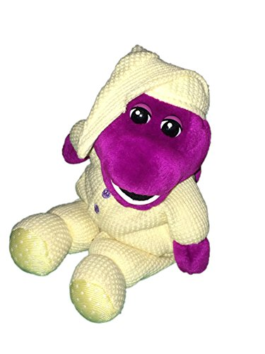 Pajama Barney Plush (Plush Riff)