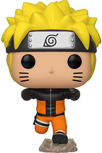 Naruto Uzumaki: Funko Pop! Vinyl Figure Bundle with 1 Compatible 'ToysDiva' Graphic Protector (727 - 46626 - B)