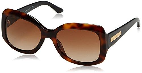 Giorgio Armani AR8002 502213 Havana AR8002 Butterfly Sunglasses Lens Category 2 -