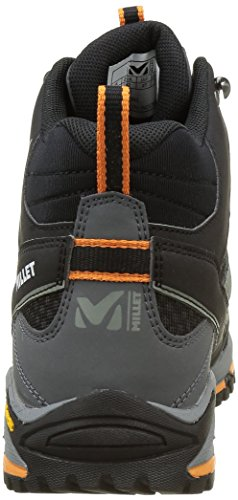 Multicolore Hautes Randonnée Mixte de Adulte MILLET Orange Mid Up Chaussures Hike Anthracite Ywqxz6pO
