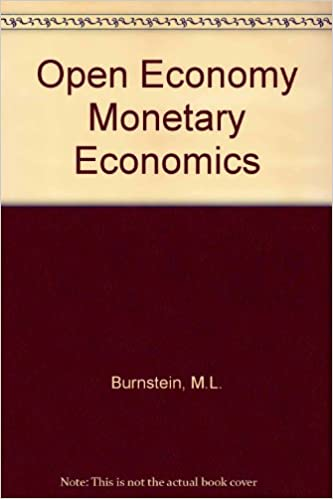 Open Economy Monetary Economics