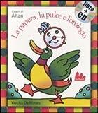img - for La papera, la pulce e l'orologio. Con CD Audio book / textbook / text book
