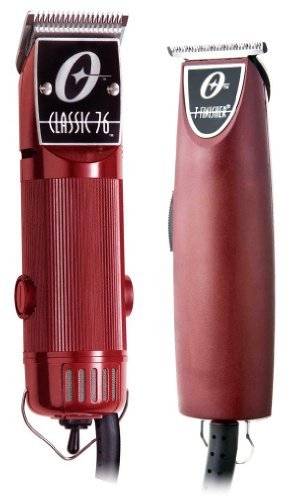 OSTER Classic 76 Clipper + T-Finisher Trimmer Combo NIB by Oster