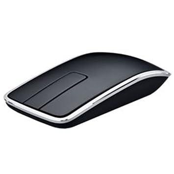 DELL WM713 Bluetooth Óptico 1000DPI Ambidextro Negro - Ratón (Ambidextro, Óptico, Bluetooth, 1000 DPI, 113 g, Negro): Amazon.es: Informática