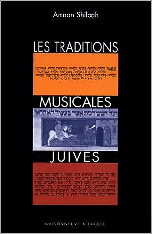 Livre gratuits Les traditions musicales juives pdf epub