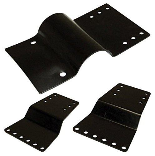Seat Brackets 3 Piece Set Steel Black International 2806 1456 826 1566 706 544 686 Hydro 70 574 504 966 1206 100 806 1568 2706 1026 2504 2756 756 606 856 1468 666 656 560 1256 1466 766 Hydro 86 1066 by All States Ag Parts