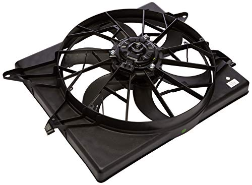 Four Seasons 75627 Radiator Fan Motor Assembly ()