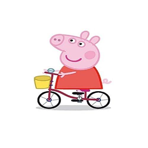 Peppa Pig Set Para Dibujar Con Bloc Lápices Y Pegatinas Fantasy