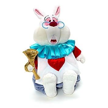 White Rabbit Soft Toy From Alice In Wonderland Amazon Co Uk Toys