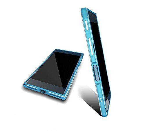 3dfecc51fe Amazon | 【M&Y】Xperia X Compact ケース Xperia X Compact カバー エクスペリアX コンパクト バンパー Xperia  X Compactアルミバンパーケース かっこいい Xperia X ...