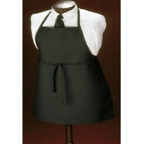 Bib Apron, Chef Vinyl Brown -- 12 Count by Arden Benhar