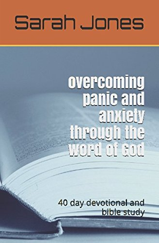 overcoming panic anxiety through word product image