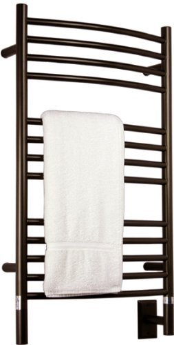 Amba CCO-20 20-1/2-Inch x 36-Inch Curved Towel Warmer, Oil Rubbed Bronze by Jeeves by Jeeves