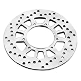 Motorcycle Front Brake Disc Rotors For YAMAHA DT 125 LC TW125 YZ125 DT200 ST 225 Bronco YZ490 220MM