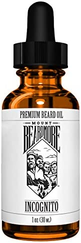 Unscented MOUNT BEARDMORETM Nutrient INCOGNITO