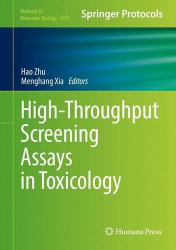 High-Throughput Screening Assays in Toxicology (Methods in Molecular Biology)