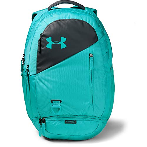 Under Armour Hustle 4.0 Backpack, Breathtaking Blue (401)/Breathtaking Blue, One Size Fits All