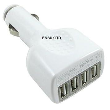Alta potencia quad 4 BNBUKLTD puerto usb encendedor AUTO ...